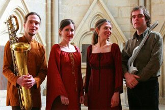 Medieval vocal music - Ensemble nu:n